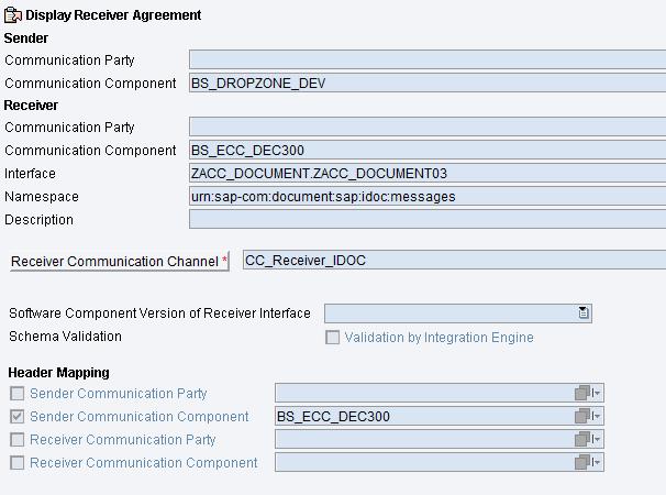 IDOC Adapter in SAP PI