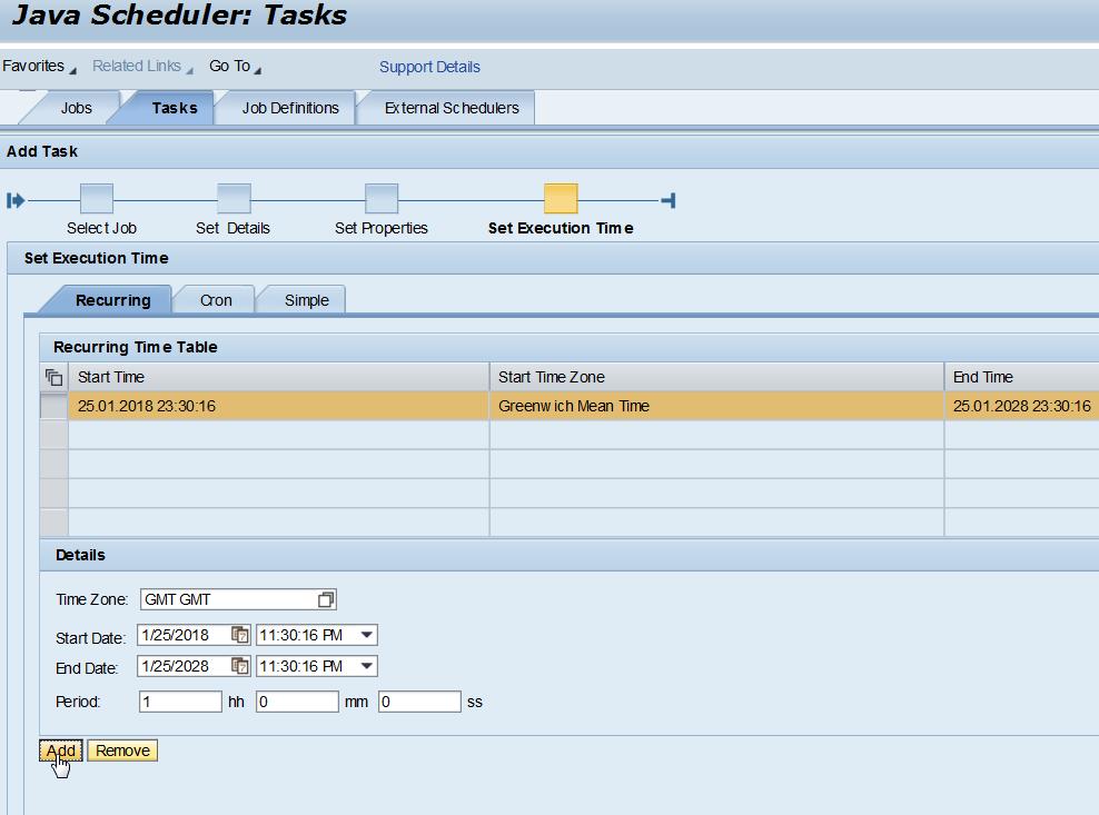 Alert configuration in sap pi 7 4/7 5 single stack - TechTalkZone